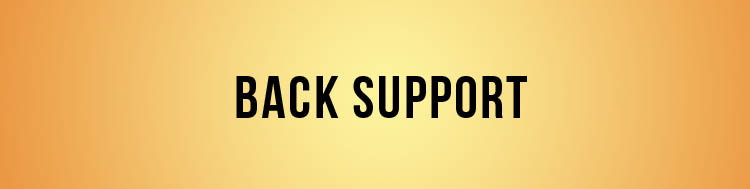 Back Support